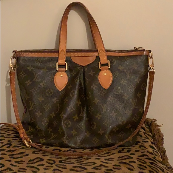 Louis Vuitton Handbags - Authentic Louis Vuitton Palermo PM Monogram